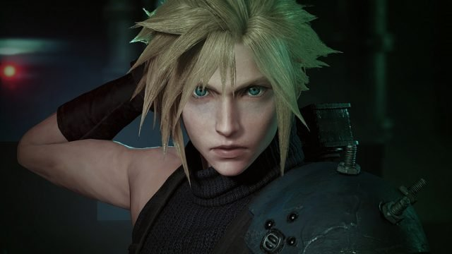 final fantasy vii remake is currently in development internally at Square Enix