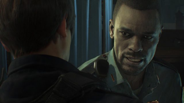 how to save in Resident Evil 2 Remake
