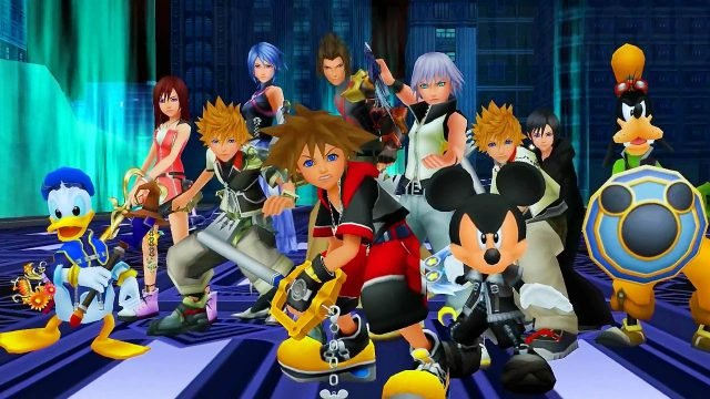 what to play before kingdom hearts 3