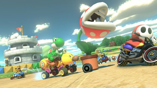 mario kart tour delayed to this summer
