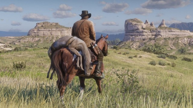 red dead online january update