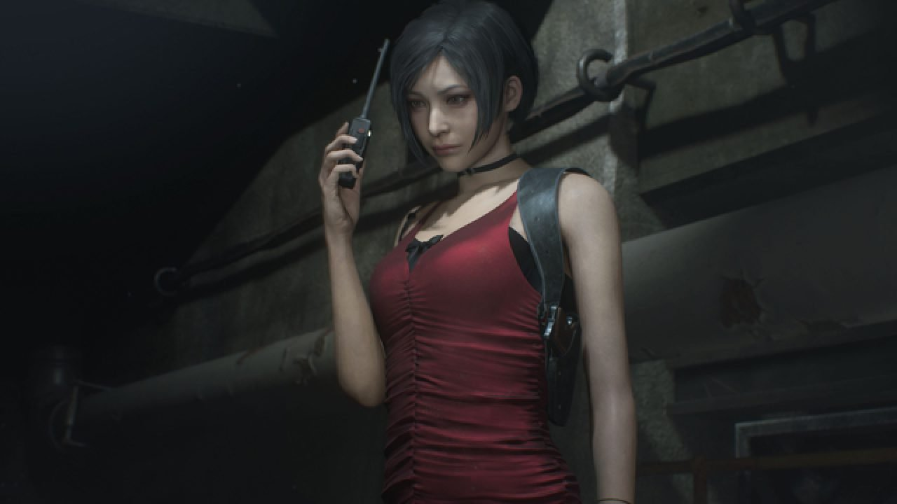 Resident Evil 2 Can You Save Ada Who Gives Leon Rocket Launcher Gamerevolution