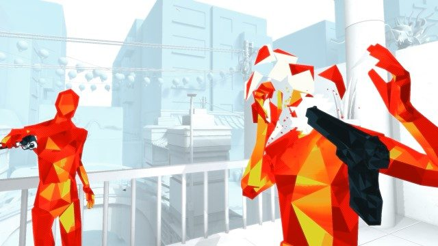 PSVR Demo Disk Three - SuperHot