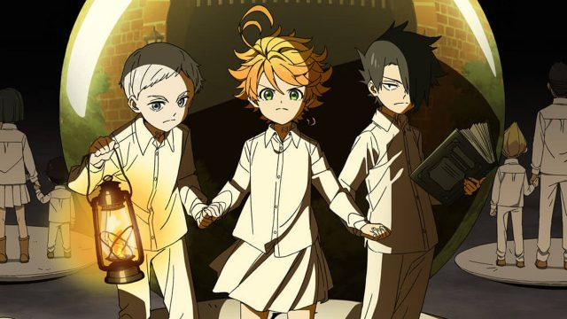 The Promised Neverland episode 2