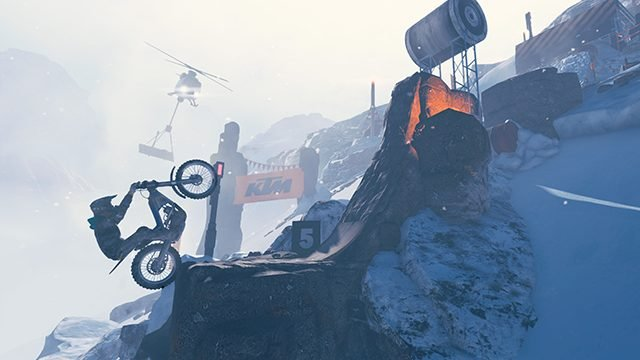 turn off ghosts in Trials Rising