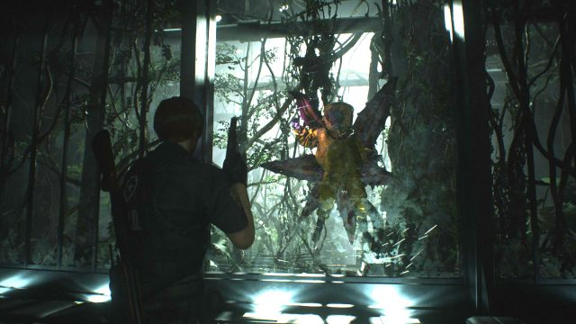 Resident Evil 2 remake Plant 43 puzzle