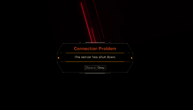 cant connect to anthem