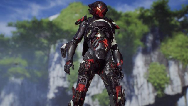 Anthem Kicked from the Forge bug fix