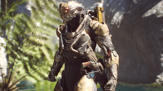 Anthem Only Finding Level 36 Loot