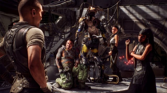 Anthem PC day one patch launch error fix