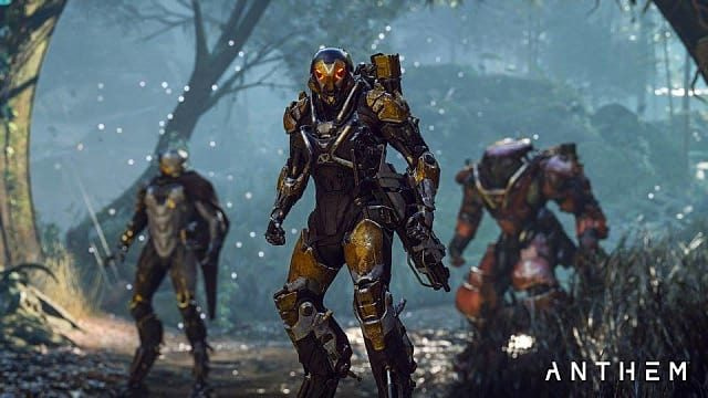 Anthem Stronghold Loot Missing