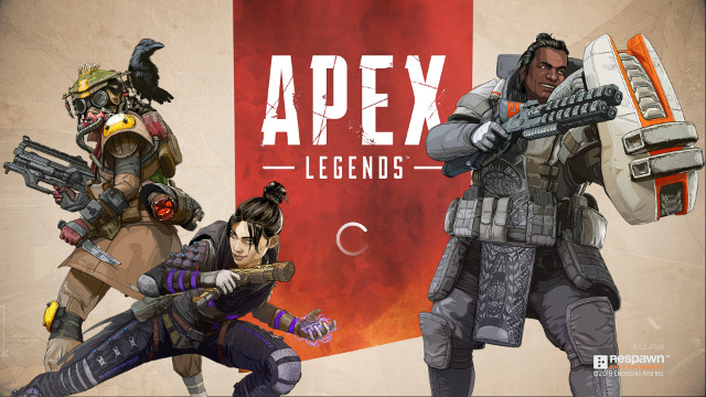 Apex Legends Persistence Read Complete for data storage 'Respawn' failed fix