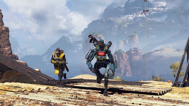 Apex Legends is as close to Titanfall 3 as we'll get for a while.