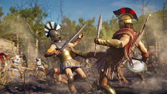 Assassin's Creed Odyssey 1.14 update