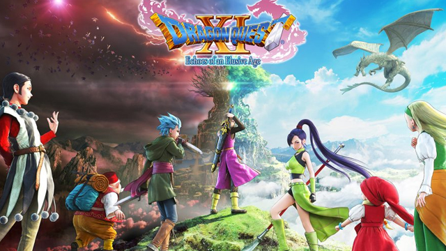 Dragon Quest 11 and Dragon Quest Builder 2 coming to Nintendo Switch