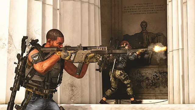 Division 2 Beta how to accept agent backup requests