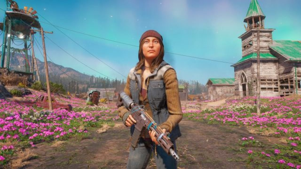 Far Cry New Dawn Weapon Slots How To Get More Weapon Slots Gamerevolution