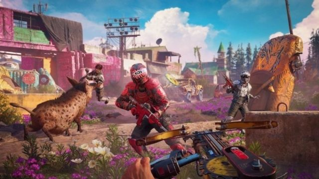 Far Cry New Dawn Cross-play support