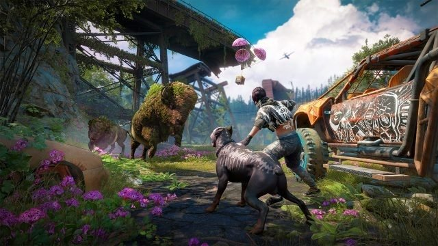 Far Cry New Dawn How to Save
