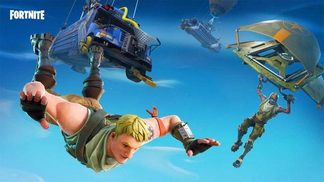 Fortnite2.05 update patch notes
