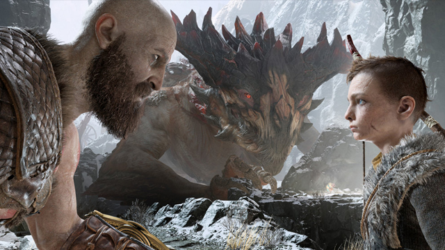 god of war sweeps 22nd annual DICE awards