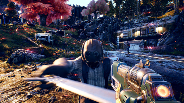 The Outer Worlds Complete Without Killing