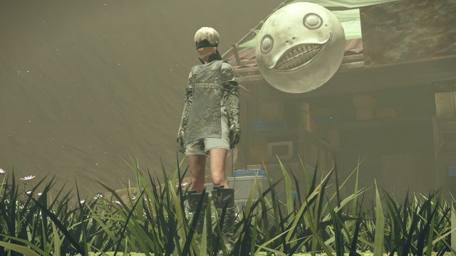 NieR: Automata Game of the YoRHa Edition Review