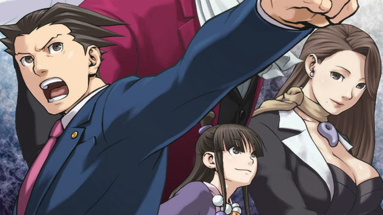 Ranking The Ace Attorney Games Gamerevolution