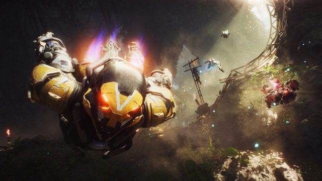 Replay Anthem Contracts