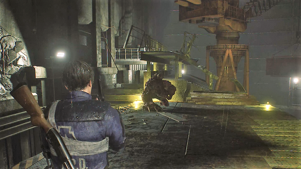 Resident Evil 2 Boss Weaknesses How To Beat Every Boss In The