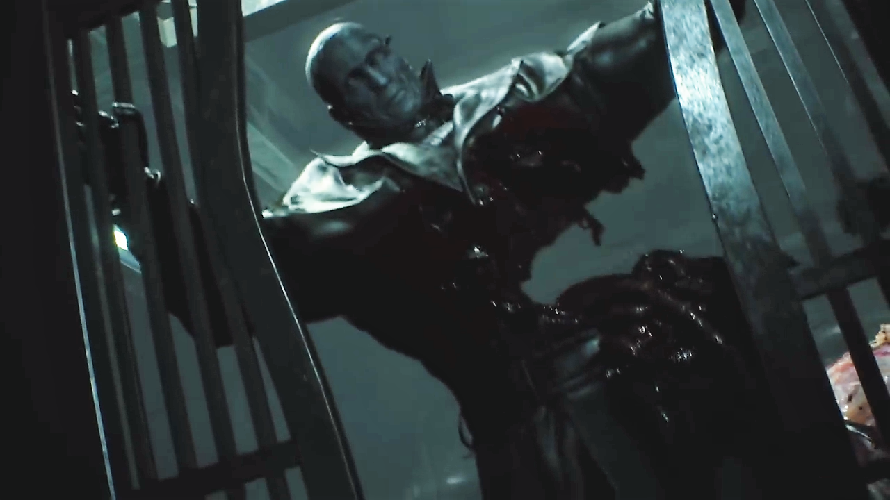 Resident Evil 2 Remake Had Multiple Tyrants That S Why Mr X Was