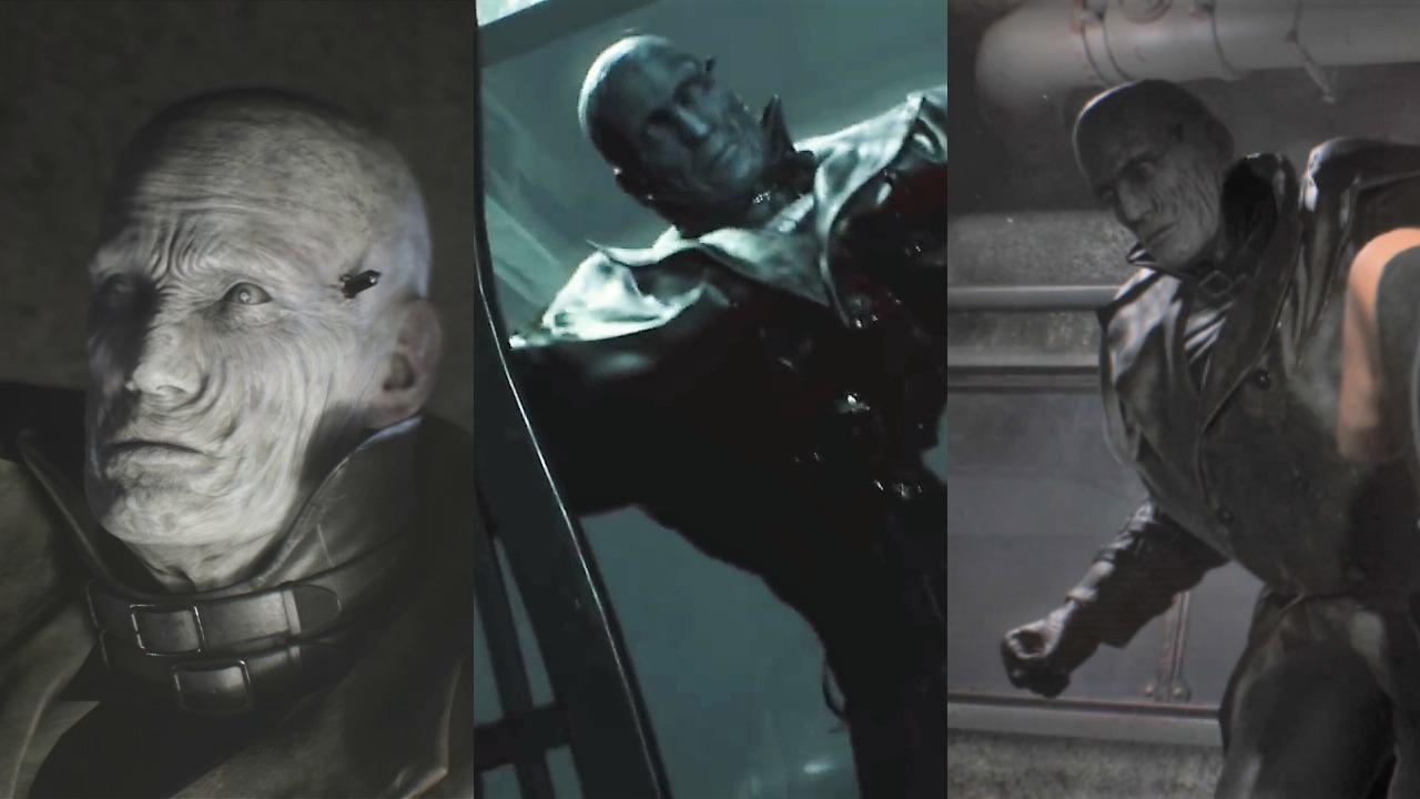 Resident Evil 2 Remake Had Multiple Tyrants That S Why Mr