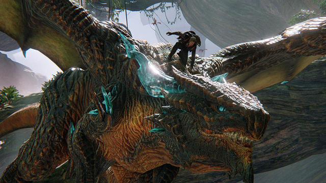 Scalebound rumoured to be brought back as Switch exclusive