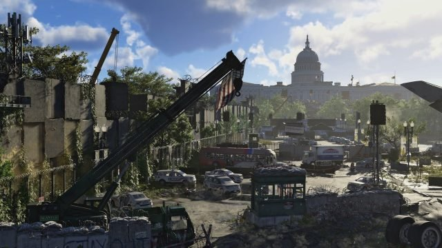 The Division 2 beta agent backup request disable