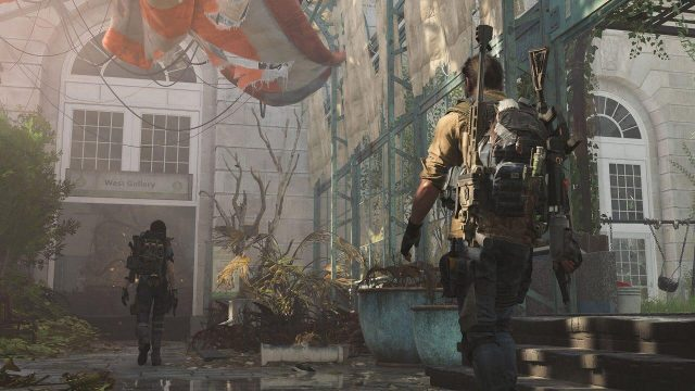 The Division 2 beta agent backup request turn off