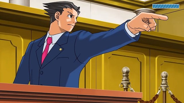Ace Attorney Trilogy release date