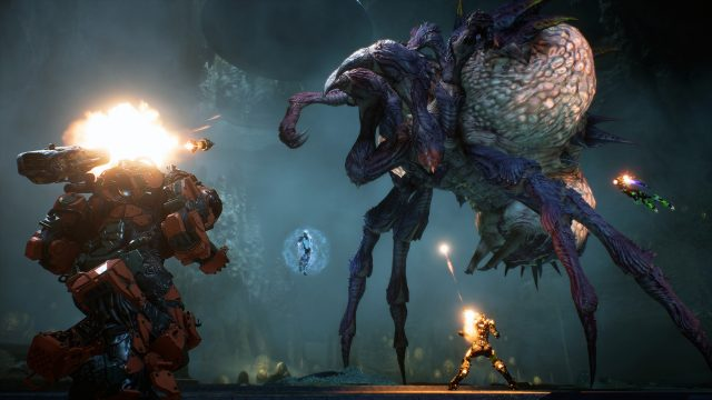 anthem early access ps4