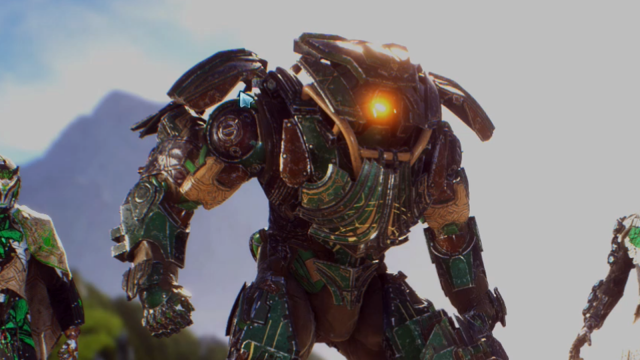 Anthem Day One patch notes colossus