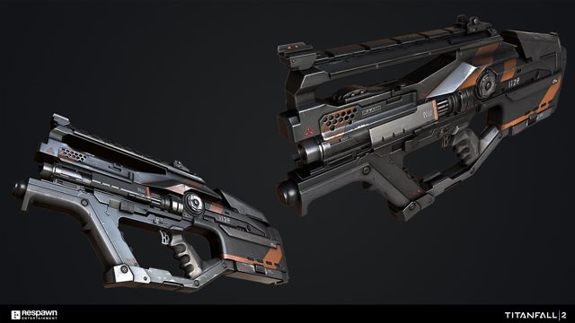Apex Legends new weapons