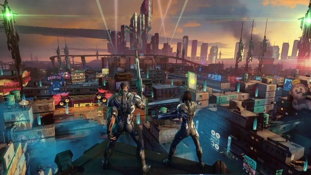 Crackdown 3 Wrecking Zone party support