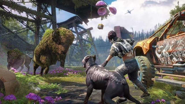 how to heal in far cry new dawn health pack upgrade