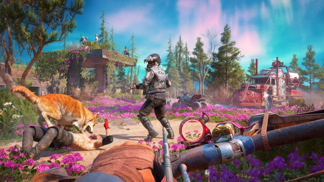 how to heal in far cry new dawn medkits