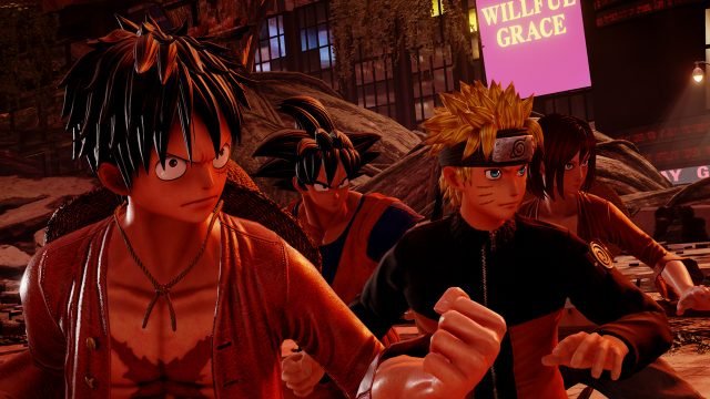 jump force download file size