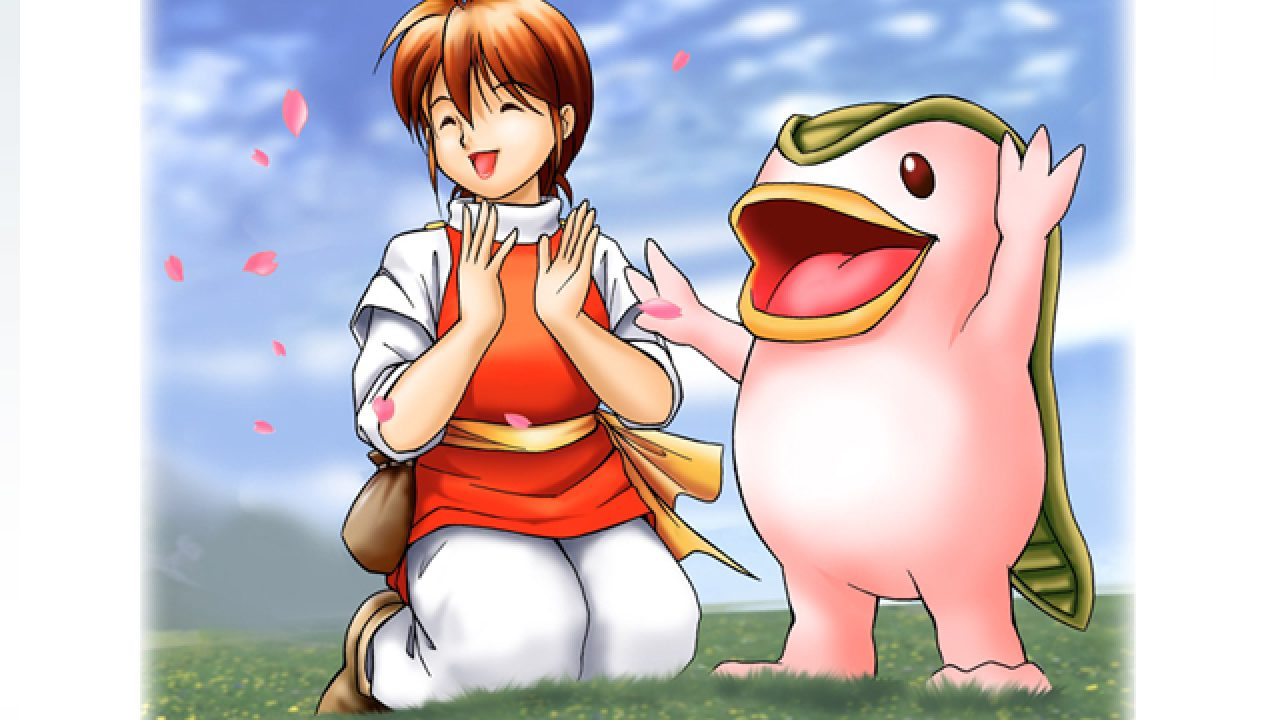 Official Monster Rancher Twitter account has opened
