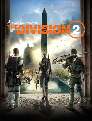 Box art - The Division 2