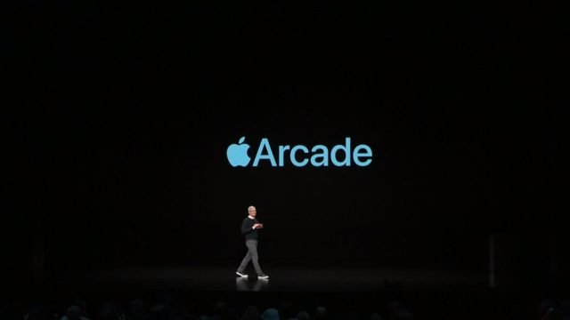 Apple Arcade reveal