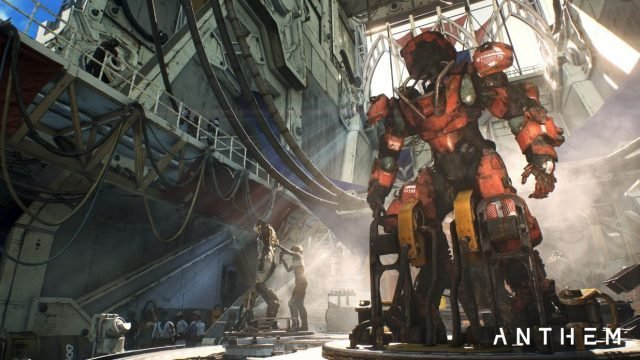 Anthem 1.05 Update Patch Notes