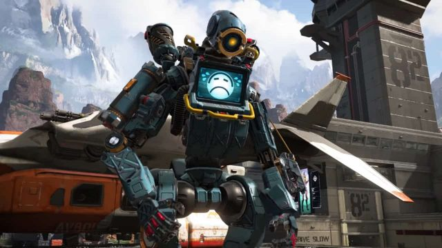 Apex Legends There was a problem processing game logic
