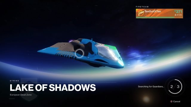 Destiny 2 Invitation of the Nine