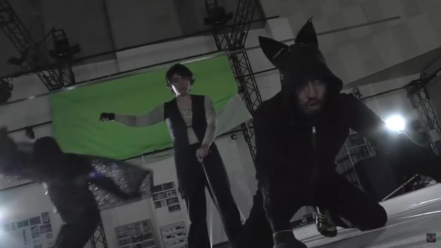 Devil May Cry 5 Live-Action Cutscenes